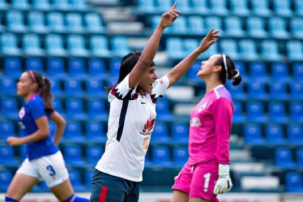 Pachuca vs América femenil, con mejor asistencia que el duelo varonil