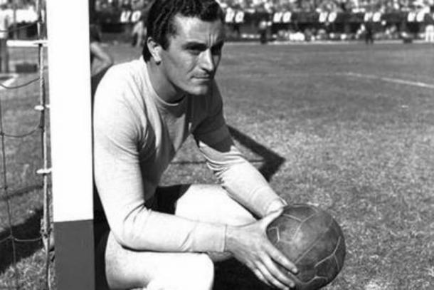 Amadeo Carrizo, el mejor arquero de la historia Millonaria | Foto: Web