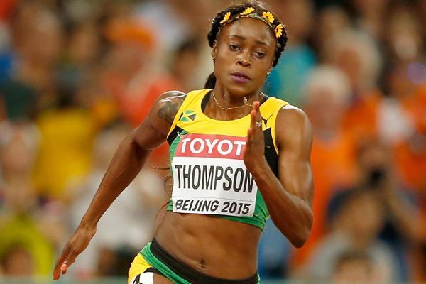 Elaine Thompson | Photo: Getty images