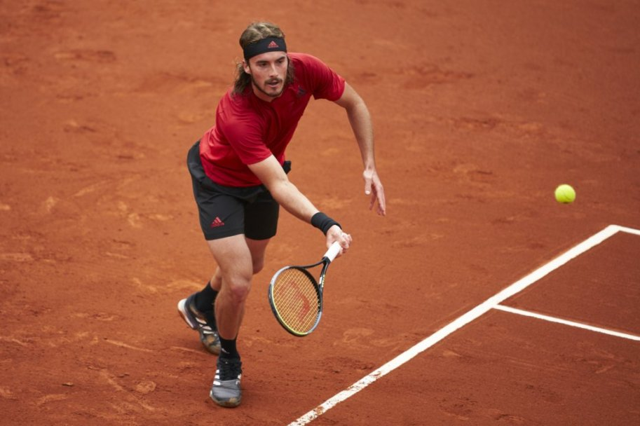 Tsitsipas will need to be sharp if he is to defeat Nadal/Photo: Barcelona Open Banc Sabadell