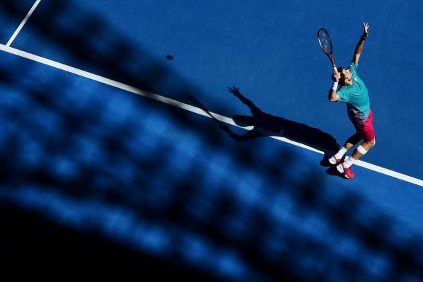 Wawrinka - Fonte: Ben Solomon/Tennis Australia