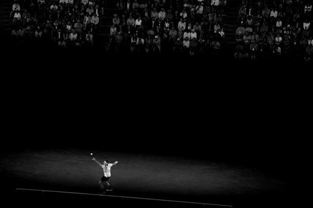 Federer - Fonte: Ben Solomon/Tennis Australia