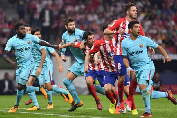 Nessun vincitore e nessun vinto: 1-1 tra Atletico Madrid e Barcellona