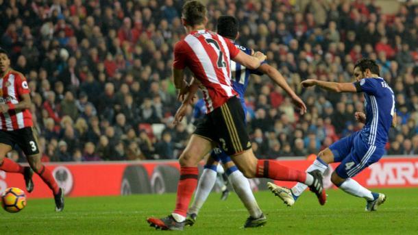 4 goal in Premier quest'anno, tra cui quello decisivo al Sunderland, www.skysports.com