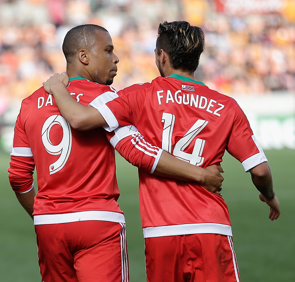 Diego Fagúndez will be itching to get his New England Revolution back on the right track. | Photo: Getty Images