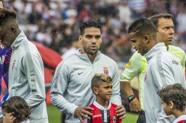 Radamel Falcao se uedó sin marcar por primera vez este curso. | FOTO: ASMonaco.com