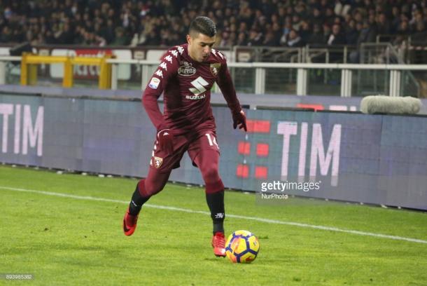 Iago Falqué, máximo goleador del Torino / Foto: gettyimages