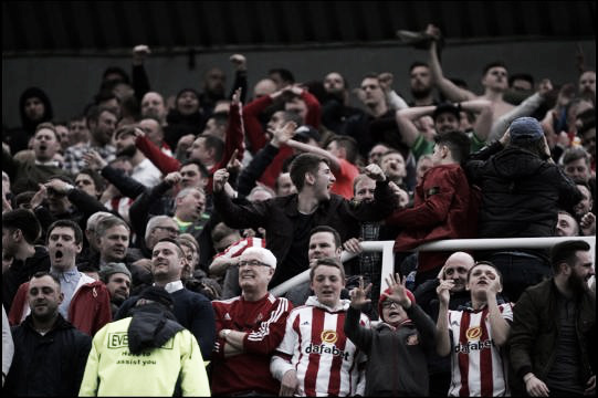 Sunderland fans can relax after their team secured another season of top-flight football. (Photo: Chronicle)