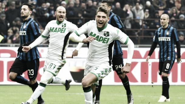 Berardi in gol nell'ultima partita | fantardore.it