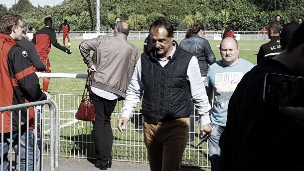 Hadzibegic es actualmente un conocido entrenador en Francia. Foto: Wikimedia Commons
