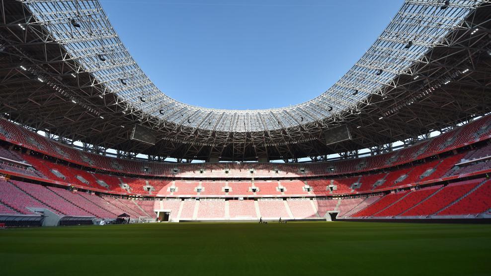 Puskás Aréna de Budapest. Fuente: Uefa.com