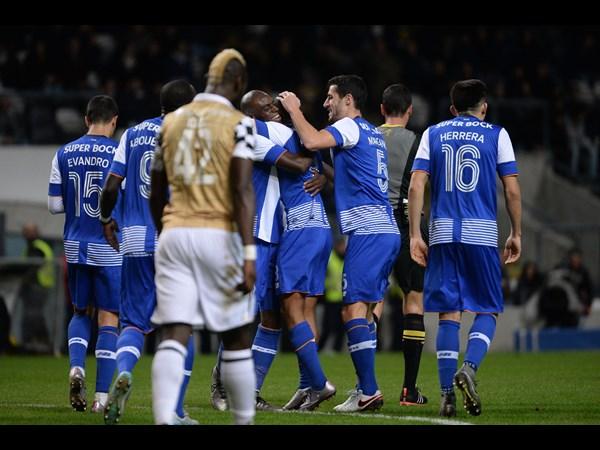 A maior goleada do FC Porto no campeonato foi mesmo aos axadrezados (Foto: FCPorto.pt)