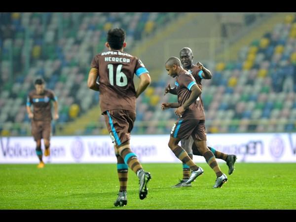 Brahimi foi o autor do golo da vitória (Foto: FCPorto.pt)