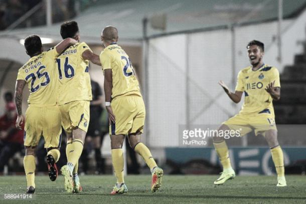 Dois jogos e nenhuma derrota oficial para a equipa de Nuno Espirito Santo