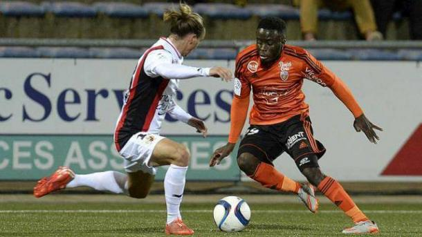 Lorient will provide a stern test before the season begins (Photo: Getty Images)