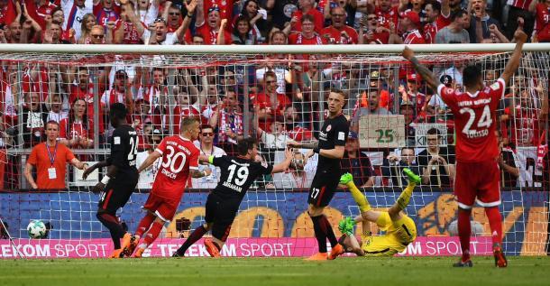 El último encuentro lo ganó el Bayern con equipo alterno | Foto: @FCBayernEs