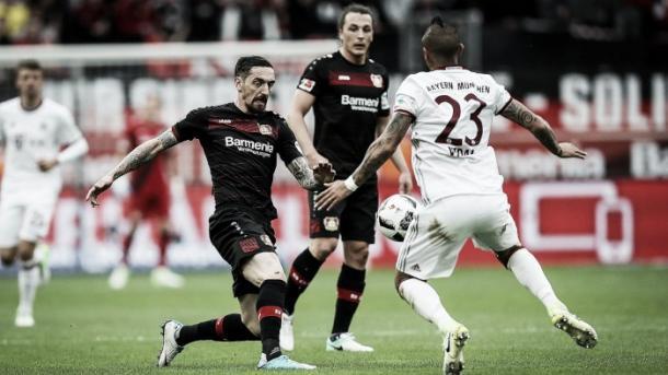 Empate sin goles en el BayArena. Imagen: Bayer Múnich