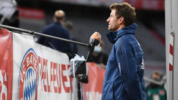 Thomas Müller, atacante do Bayern | Foto: Divulgação/FC Bayern
