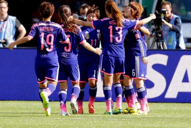 Japan set to meet the USWNT again | Source: Eric Schlegel/USA TODAY Sports