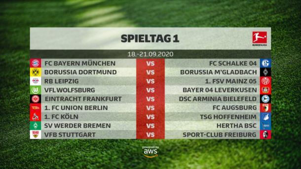 Se viene la vuelta del fútbol alemán | Foto: @Bundesliga_DE