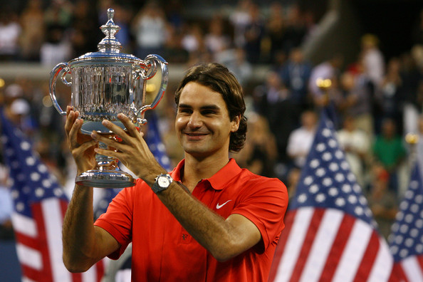 The former world number one is looking to win his first US Open title since 2008 (Photo by Al Bello / Getty)