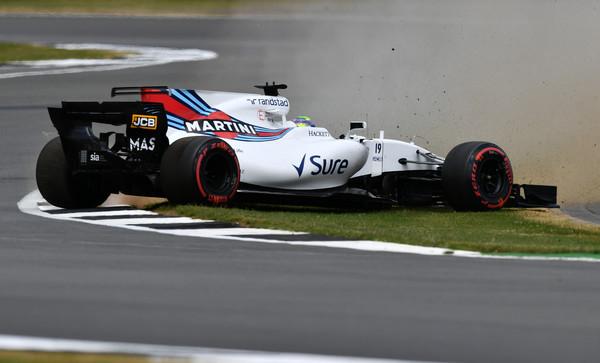 Felipe Massa, FP1 Silverstone 2017 / Zimbio