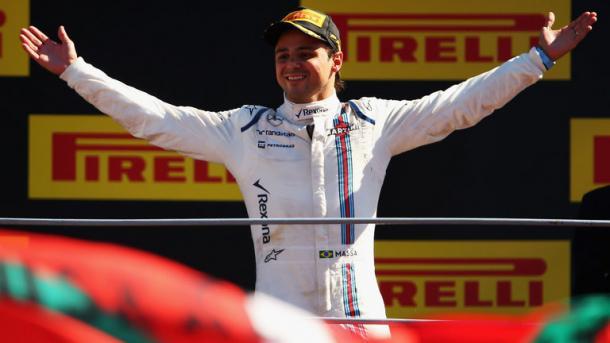 Felipe a Monza, nel 2014. Fonte foto: skysport.com
