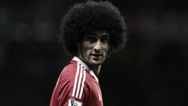 Fellaini has scored 11 goals for United, all of which have come in the last two seasons | Photo: Sky Sports