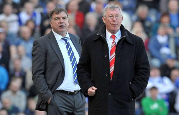 Ferguson has tipped Allardyce for the job (photo; Getty)