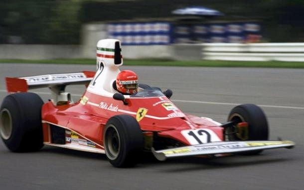 A Ferrari de Lauda em 1974 (Foto: Reprodução / Ferrari)