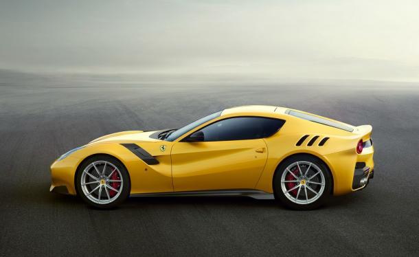 Ferrari F12 tdf (Imagen: Ferrari)
