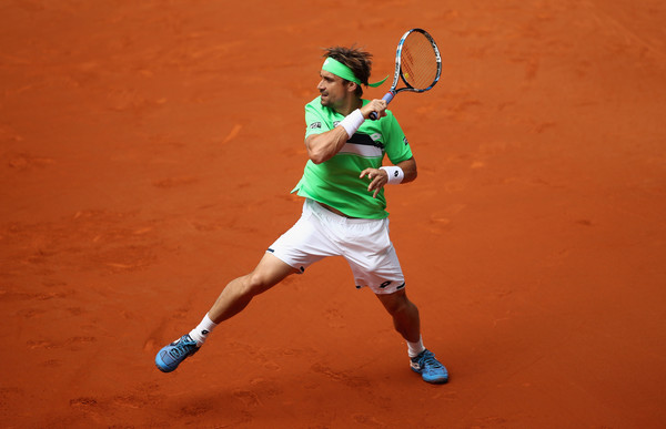 Ferrer has only won three matches all year coming into Rome but he is still a formidable opponent (Photo by Julian Finney / Getty Images)