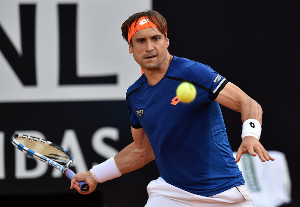 David Ferrer starts his Geneva campaign tomorrow (Photo: Getty Images/Giuseppe Bellini)
