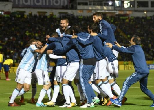 Image Result For Argentina Vs Ecuador Amistoso En Vivo Online Resultado