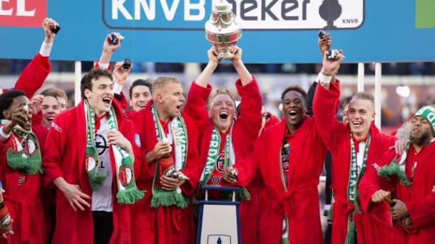 feyenoord campeon de la KNVB Beker | Foto: KNVB