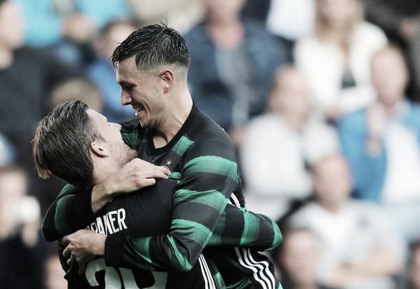 Tras golear en liga y ganando todo esta temporada, muchos jugadores debutarán en champions | Foto: Feyenoord