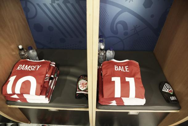 A lot is expected from these two tonight! l Photo: uefa.com