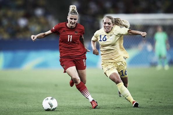 Alemanha e Suécia reeditam final olímpica da Rio 2016 em confronto nesta segunda (Foto: Clive Brunskill/Getty Images)