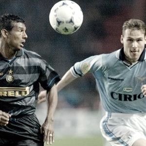 Pavel Nedvěd en su etapa en la Lazio | Foto: FIFA