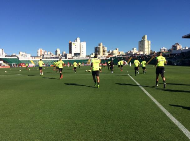 Foto: Twitter/Figueirense F.C