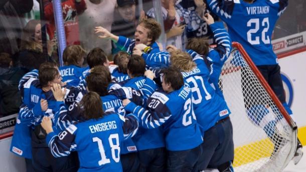 Finlandia llegó a su quinta medalla | Foto: CTVNEWS.ca