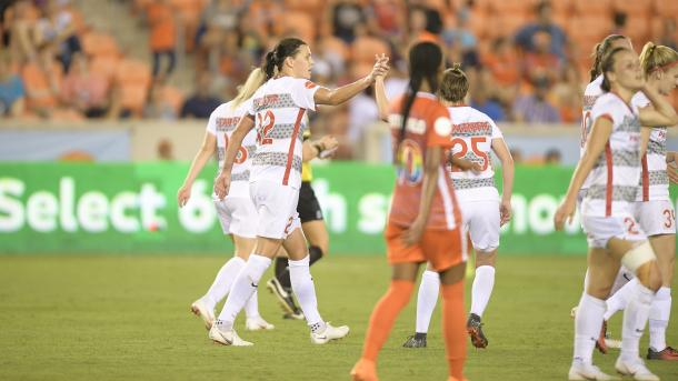 Portland beat Houston 3-1 in the last meeting between these two teams. | Photo: Will Thorne - isiphotos.com