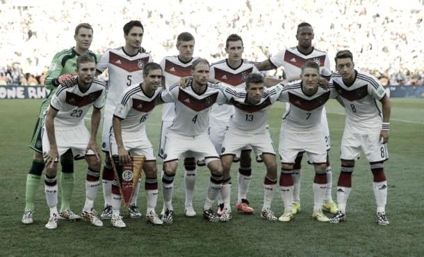 Once titular en la final del Mundial de Brasil en 2014 | Foto: RTVE.es