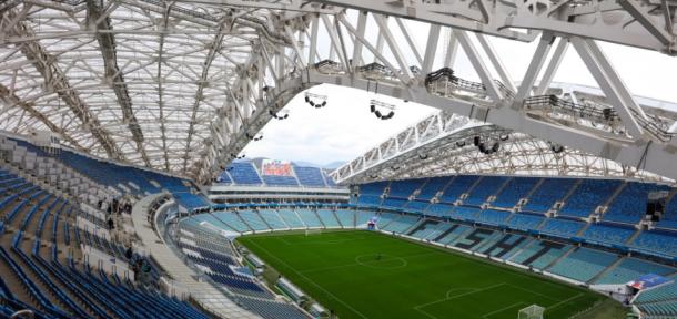 Fisht Stadium - Sochi I Foto: FIFA