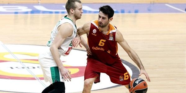 Fitipaldo, il nuovo metronomo del Galatasaray - Fonte Euroleague.net
