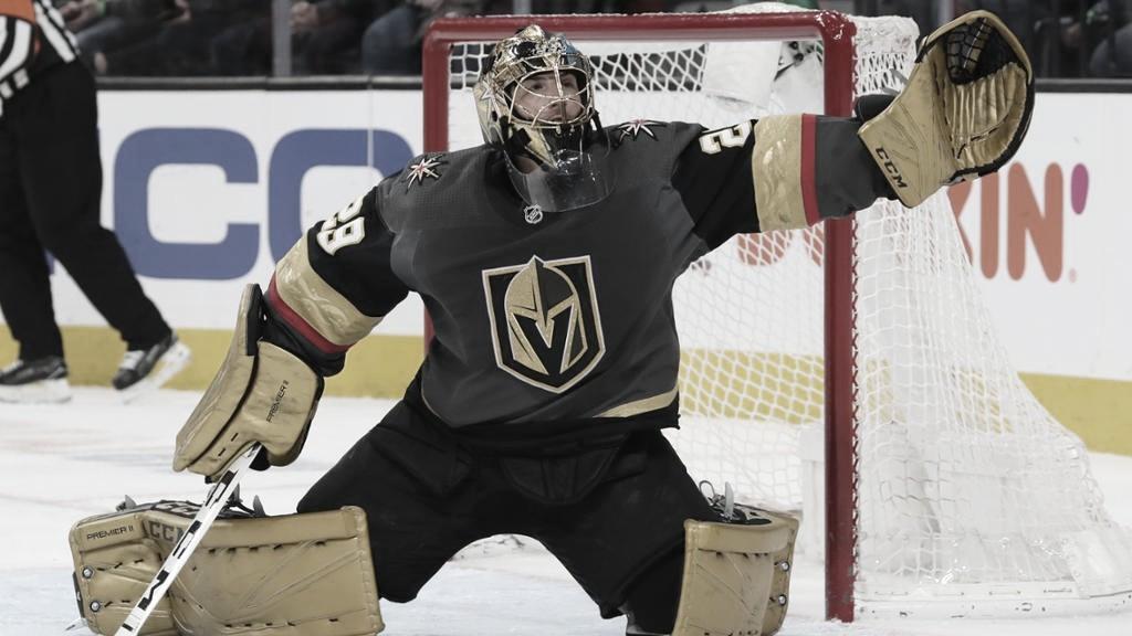Marc-André Fleury una garantía en la portería | Foto: NHL.com