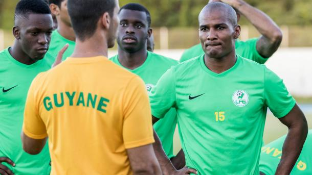 Florent Malouda will try and lead his team to a surprising victory against Canada | Source: goal.com