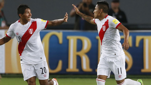 Edison Flores and Raúl Ruidíaz are some of the new faces in Peru. Photo by: rpp.pe