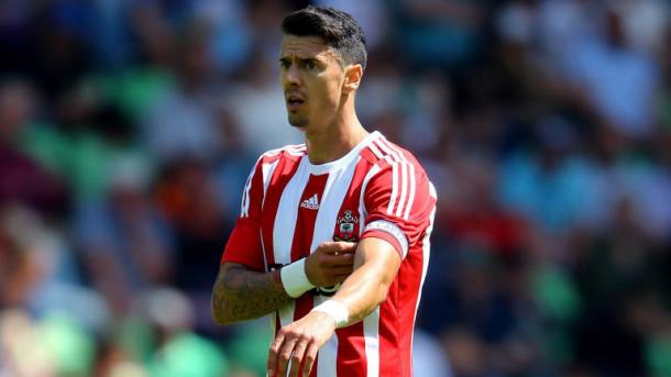 Jose Fonte is still wanted by Manchester United. Photo: Sky Sports