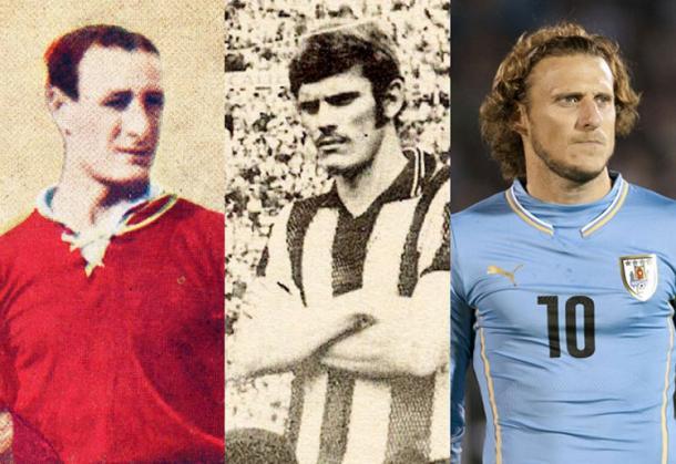 Las tres generaciones Fuente: Conmebol.es